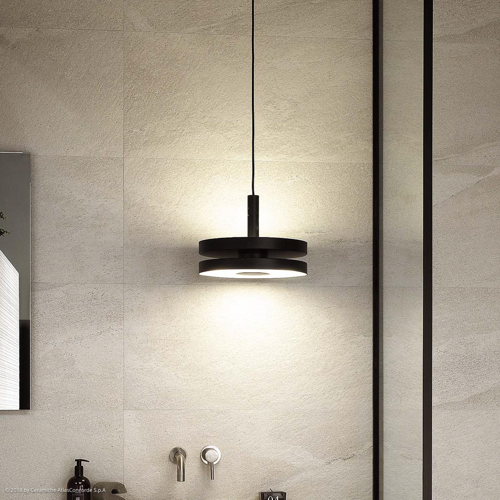 Prandina Machine S3 LED-Hängelampe up/down schwarz