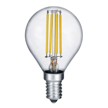 LED lamp E14 4W filament, 2.700K Switch dimmer
