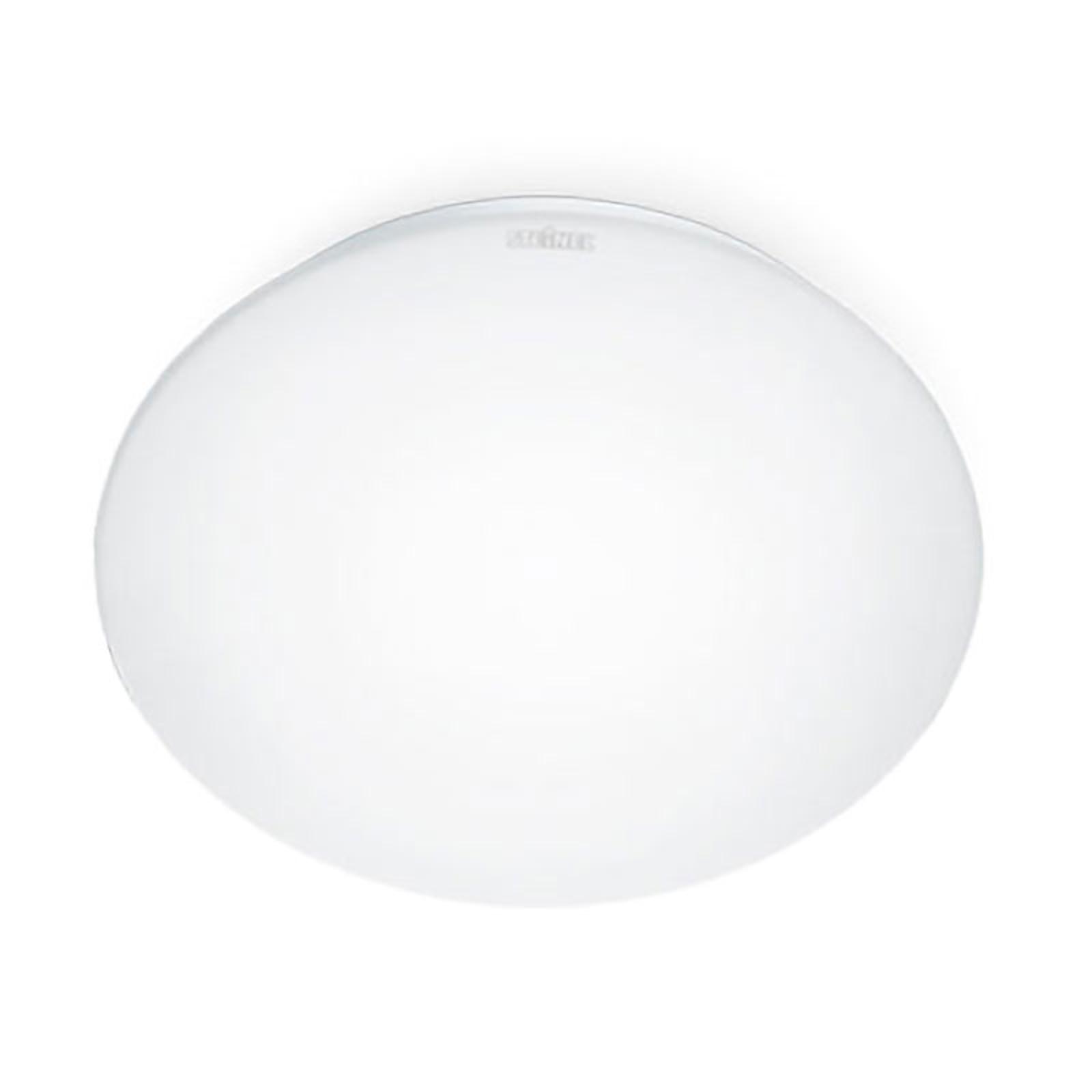 Glazen LED plafondlamp RS 16 met sensor