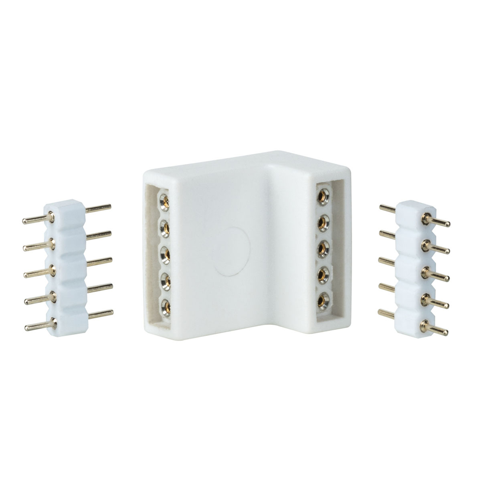 Hoek-connector voor MaxLED strip
