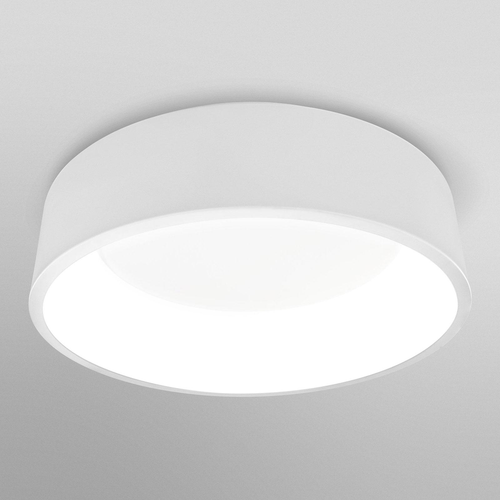 LEDVANCE SMART+ WiFi Orbis Cylinder CCT 45 cm hvid