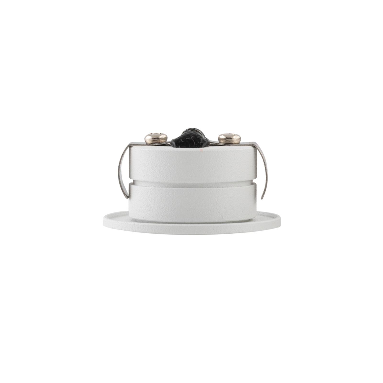 SLC MiniOne Fixed LED-Einbauleuchte weiß 2.700K