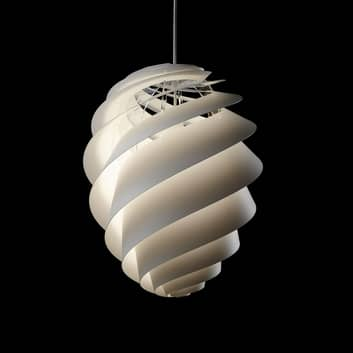 LE KLINT Swirl 2 - hvit designer-hengelampe