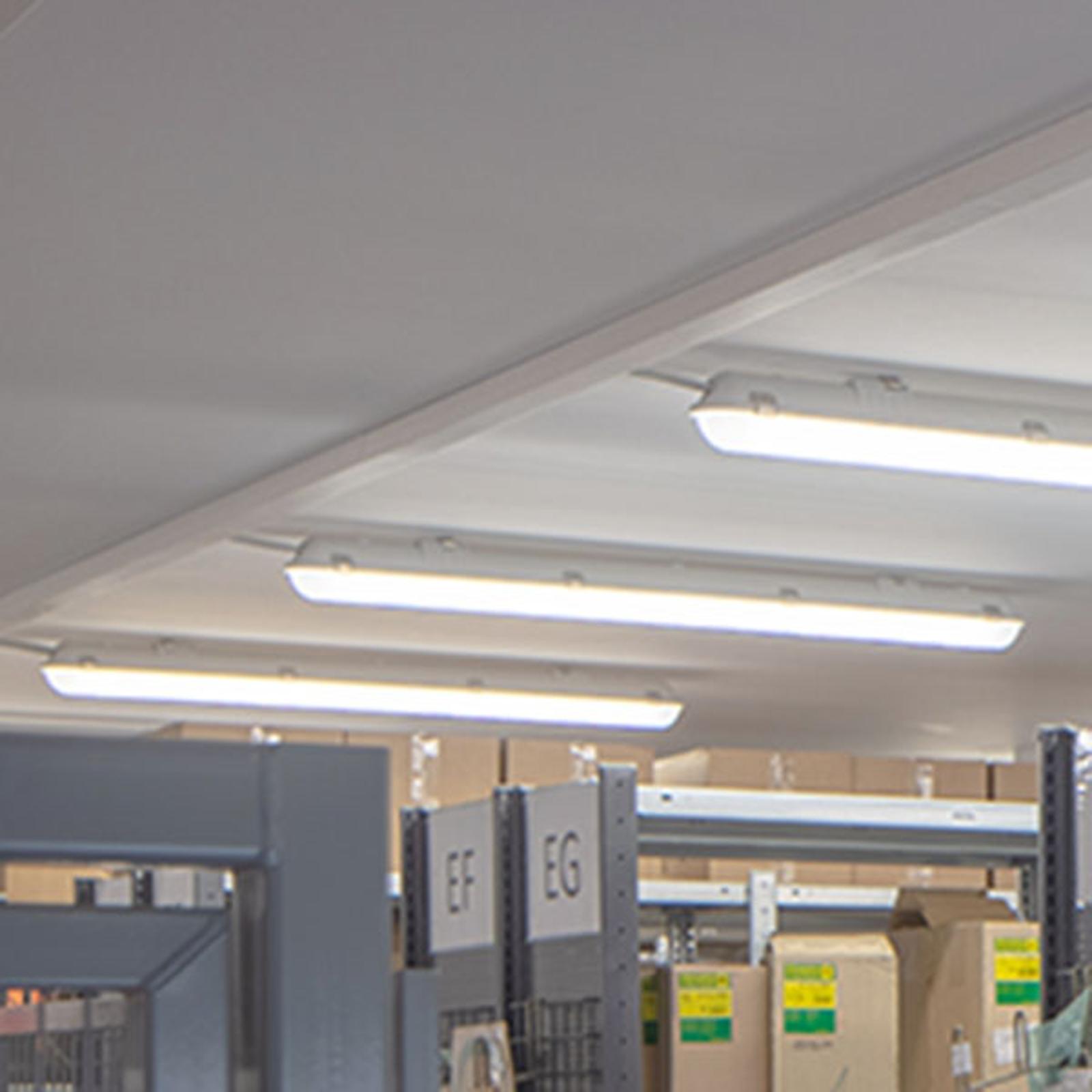 LED-Wannenleuchte parsa-PSO, 130 cm, 4.477 lm