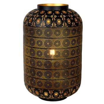 Tischleuchte Tahar in orientalischem Design 39 cm
