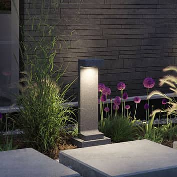 Paulmann Concrea LED-gadelampe, højde 61 cm