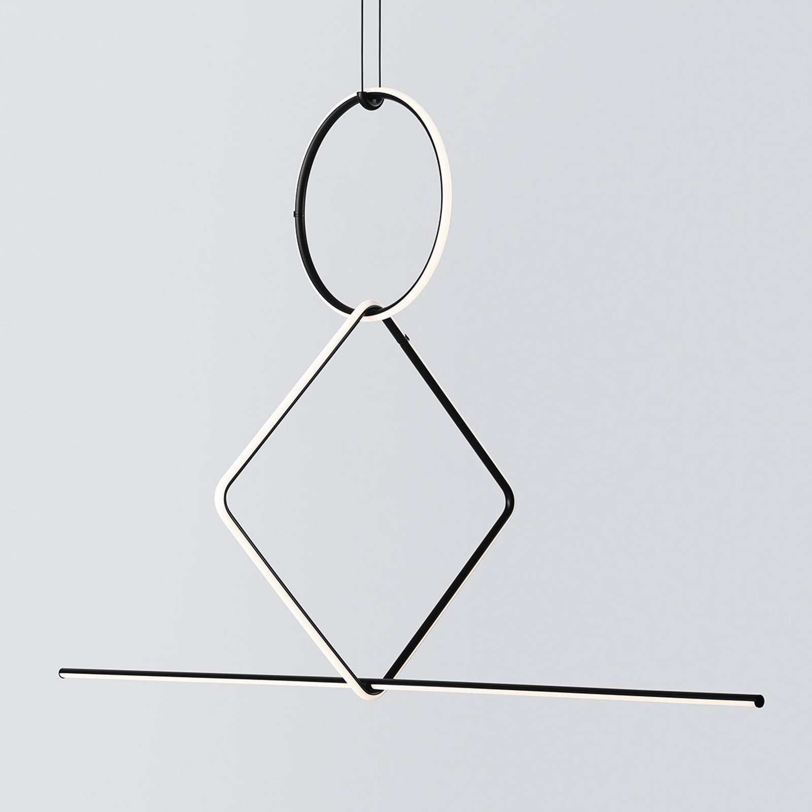 FLOS Arrangements 3 suspension LED