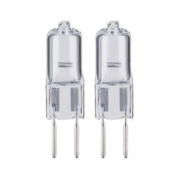 Paulmann 2 ampoules halogène GY6,35 50W 2900K