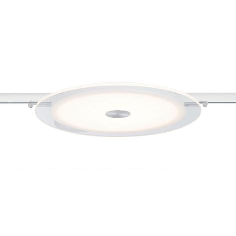Paulmann NanoRail Luno LED-Panel, weiß