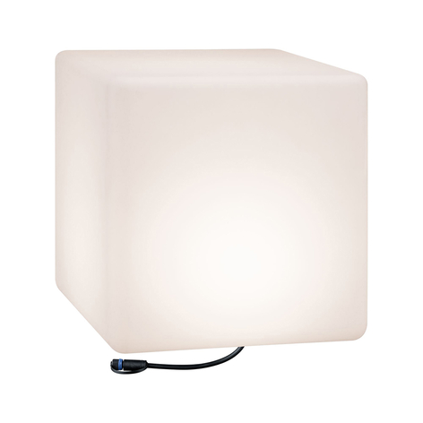 Paulmann Plug & Shine lampe décorative LED Cube
