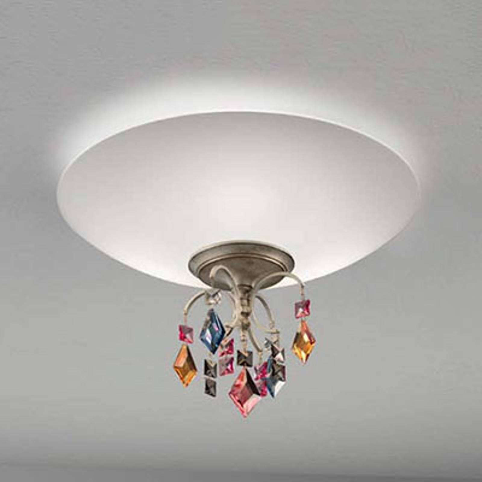 Uitzonderlijke plafondlamp Gracia 3-vl.