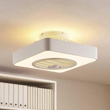 Lindby Danischa wentylator sufitowy LED