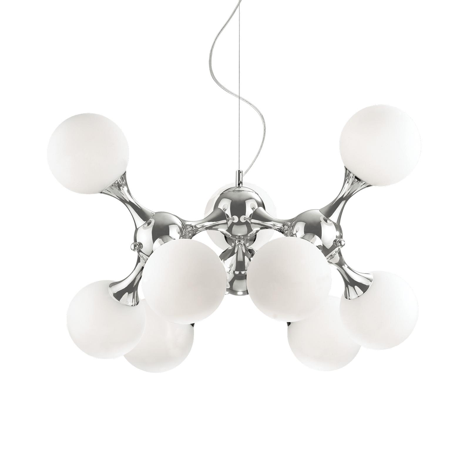 Hanglamp Nodi Bianco Ø 80 cm