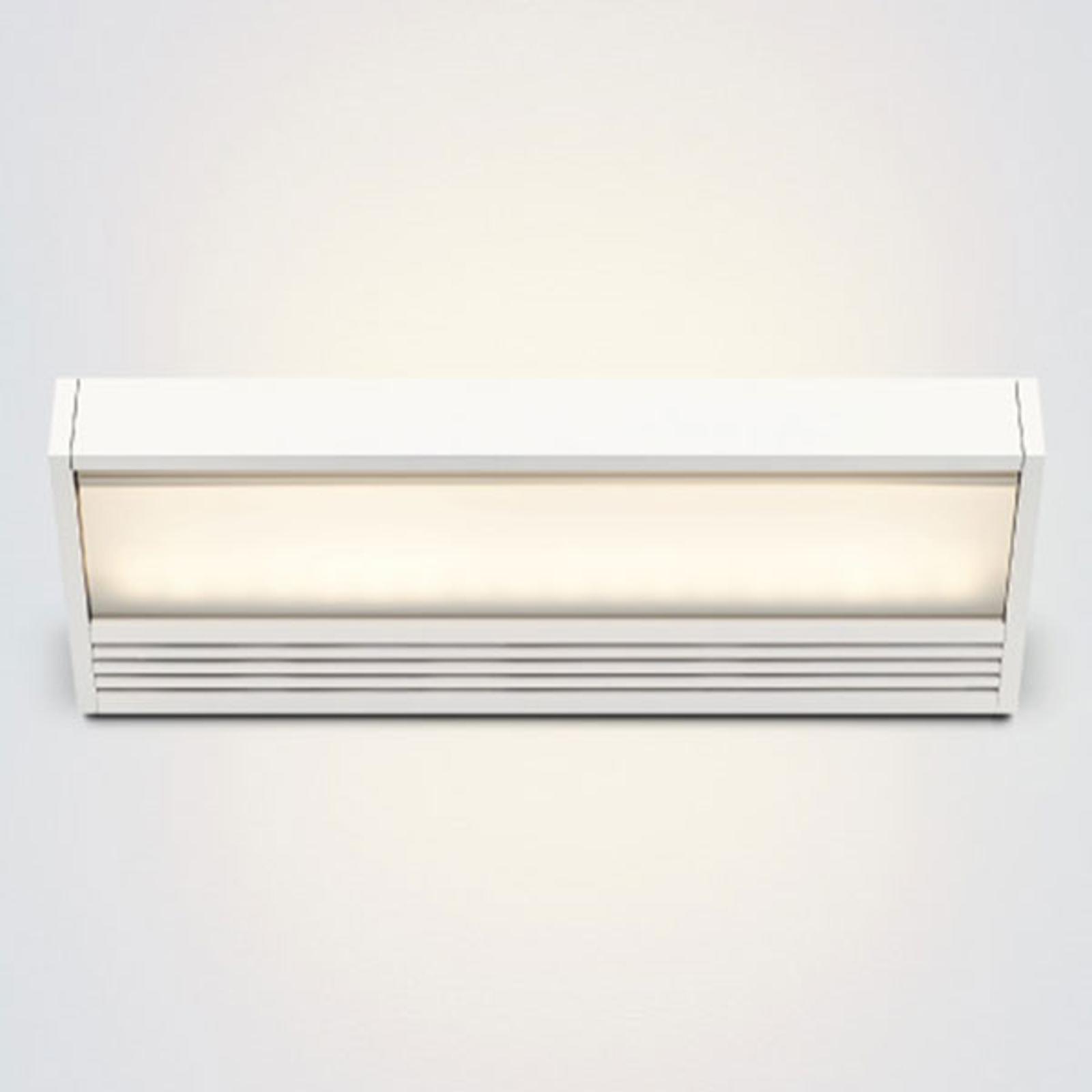 Witte LED wandlamp SML