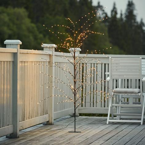 Lampe décorative LED Reedy, 180cm de haut