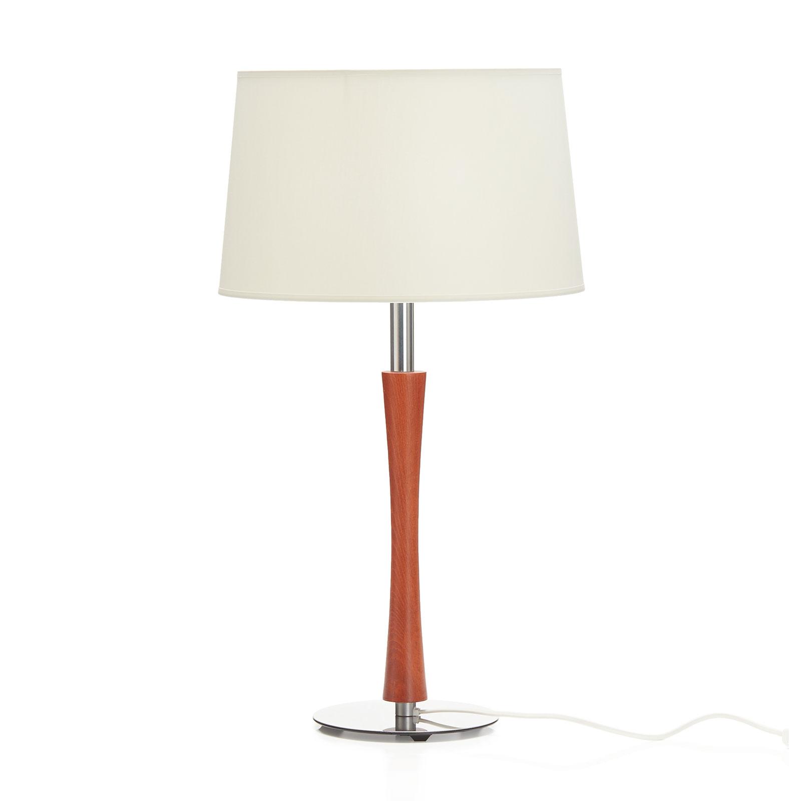 Luz de mesa Beverly lt, cromo