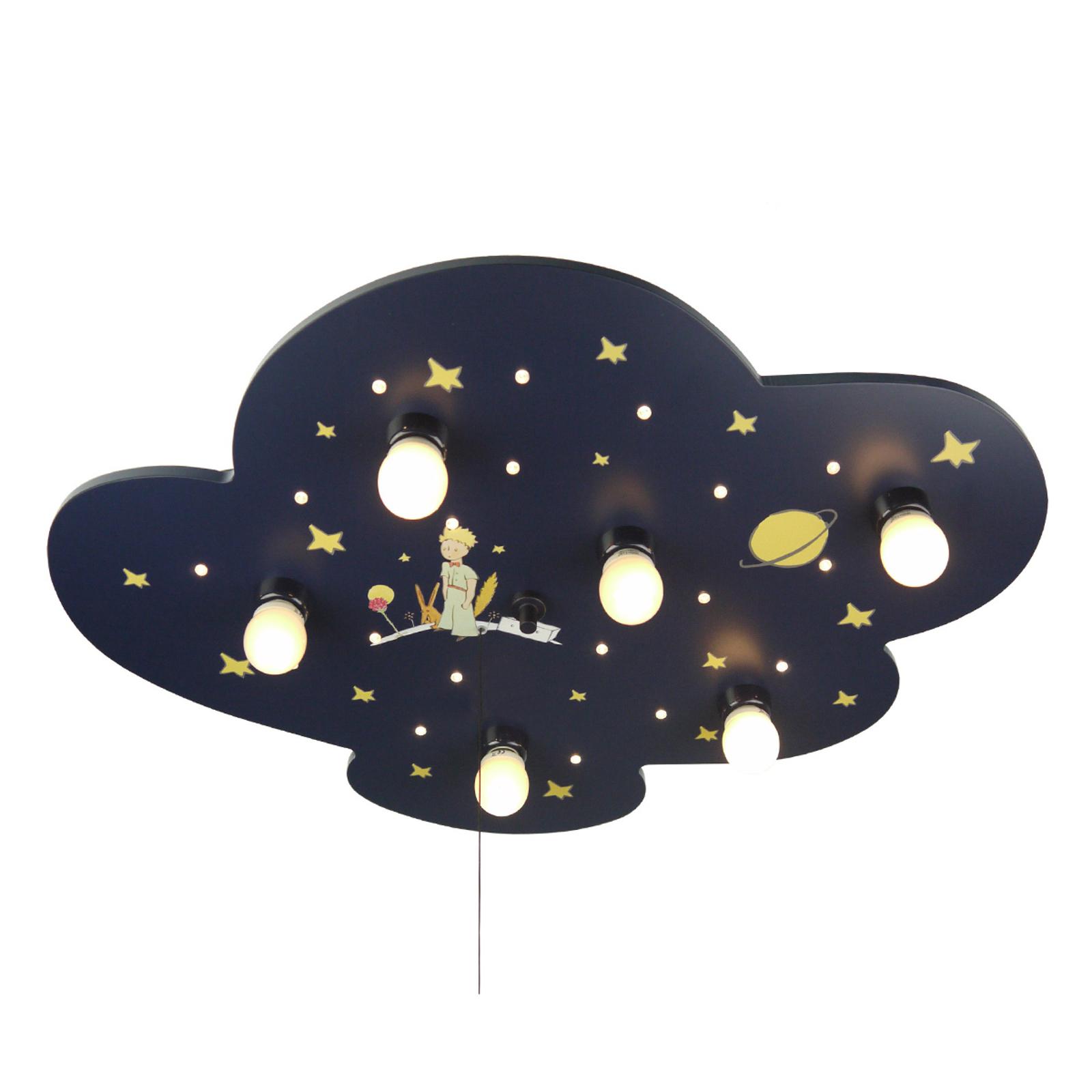 Mały Książę - lampa sufitowa z łagodnym światłem
