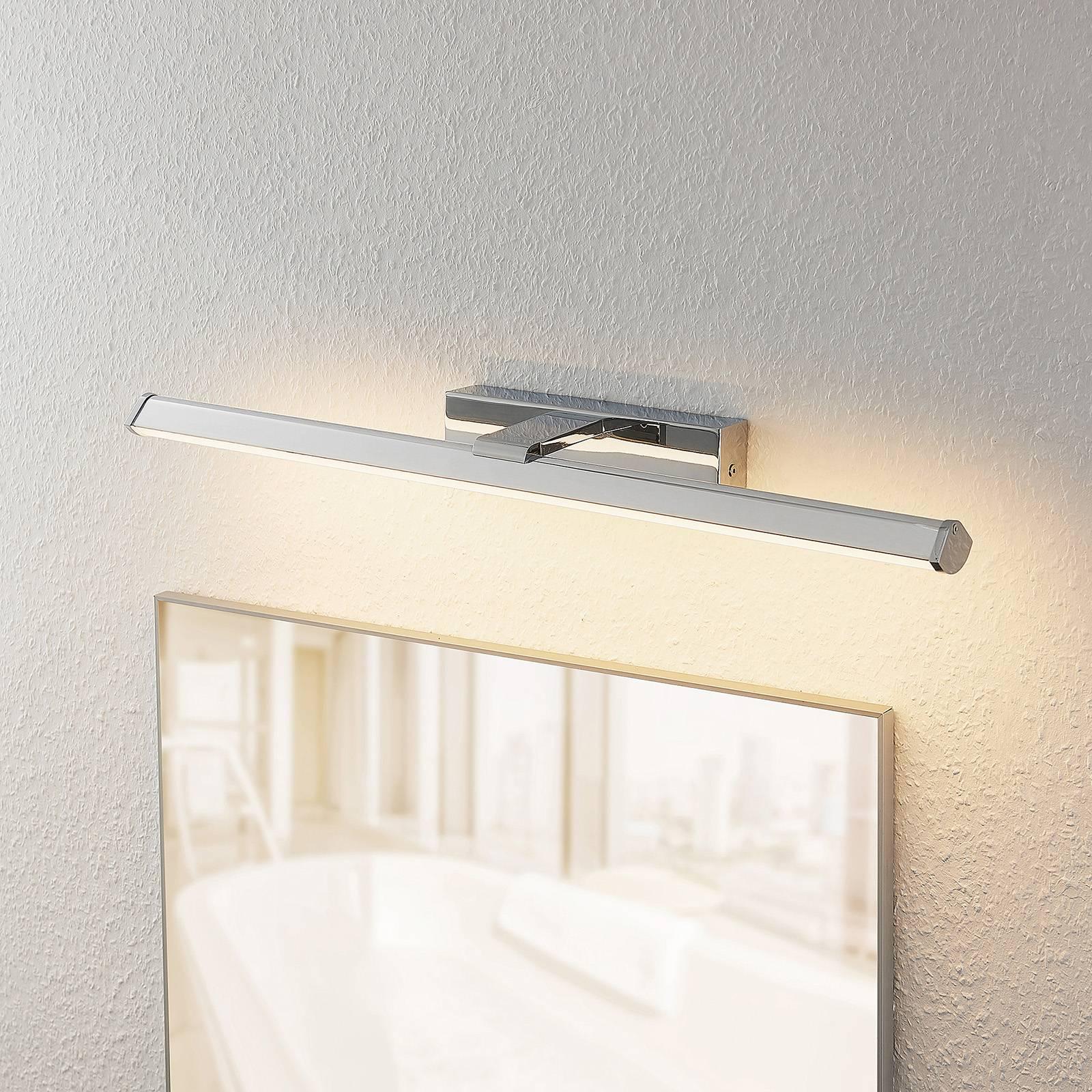 Lindby Bilak applique pour miroir LED
