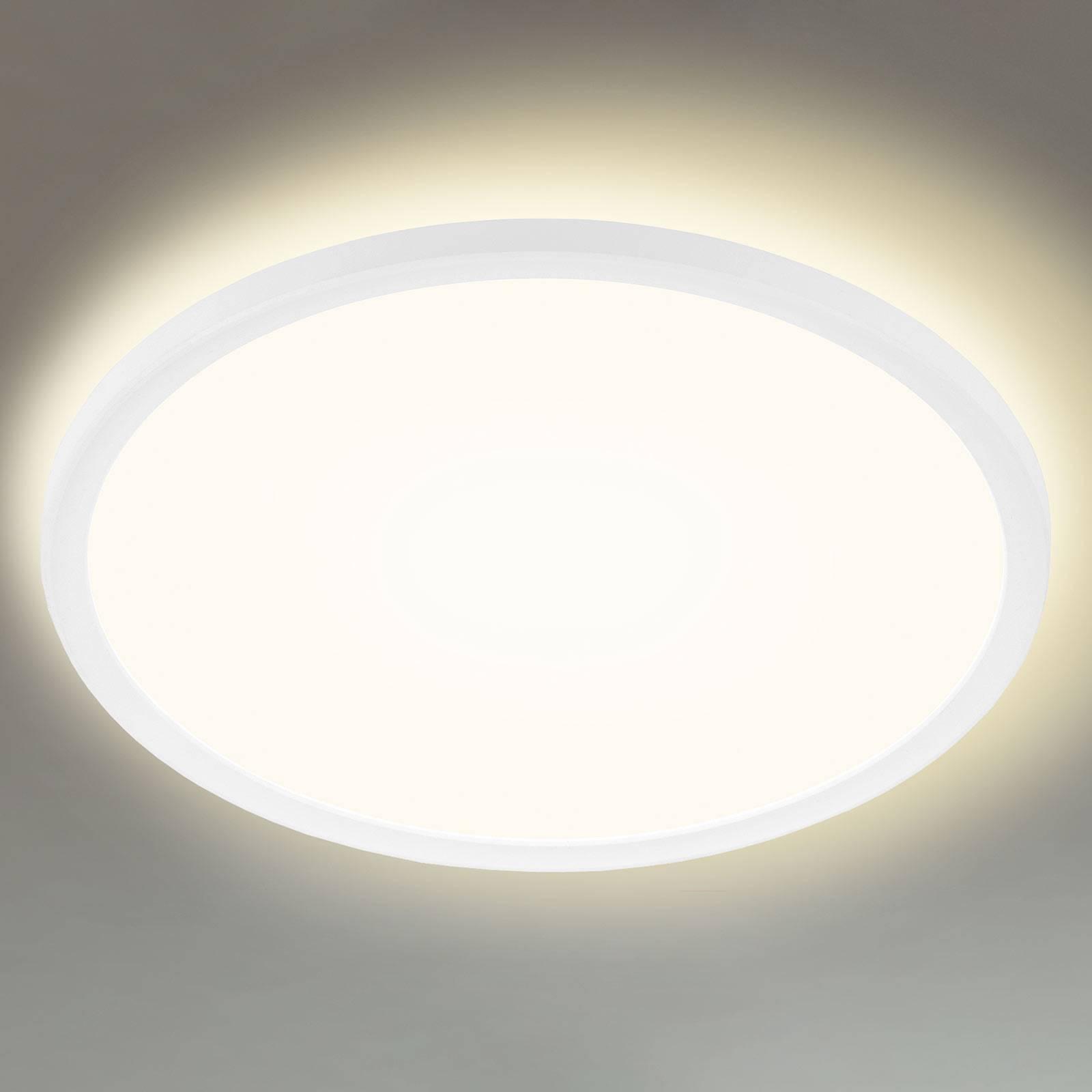 Lampa sufitowa LED 7155/7157, okrągła, 42cm
