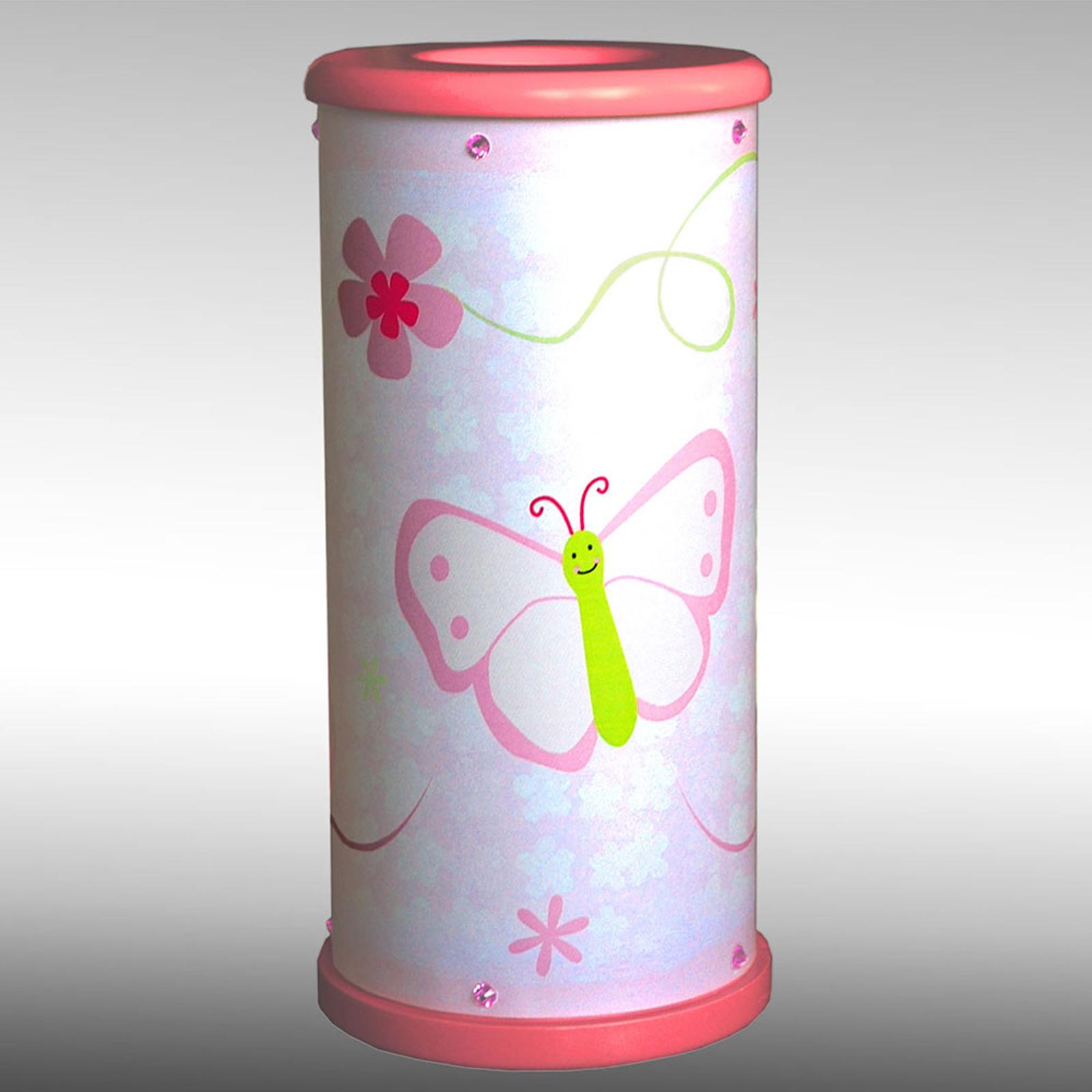 Papillon - LED tafellamp voor de kinderkamer