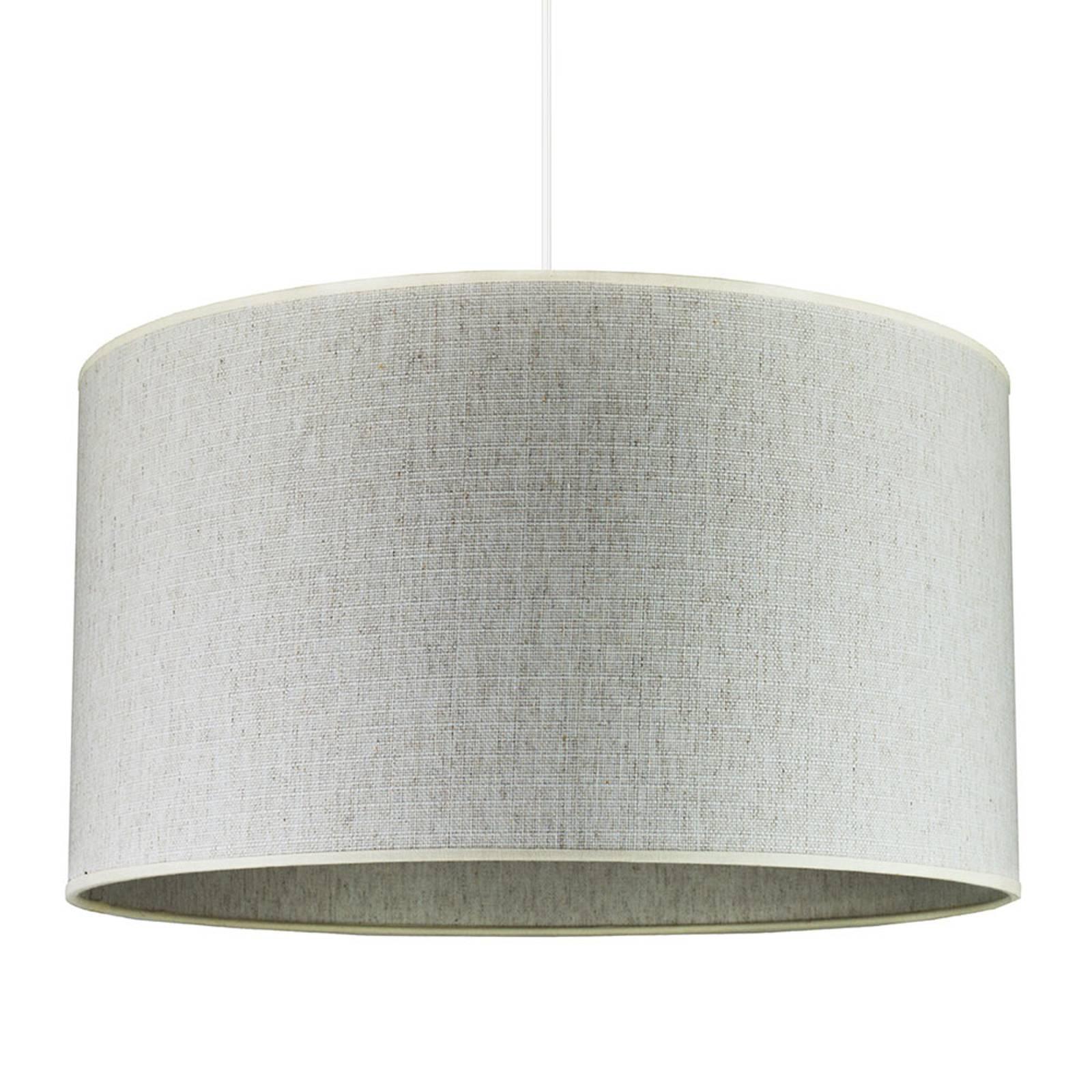 Hanglamp Canvas, Beige