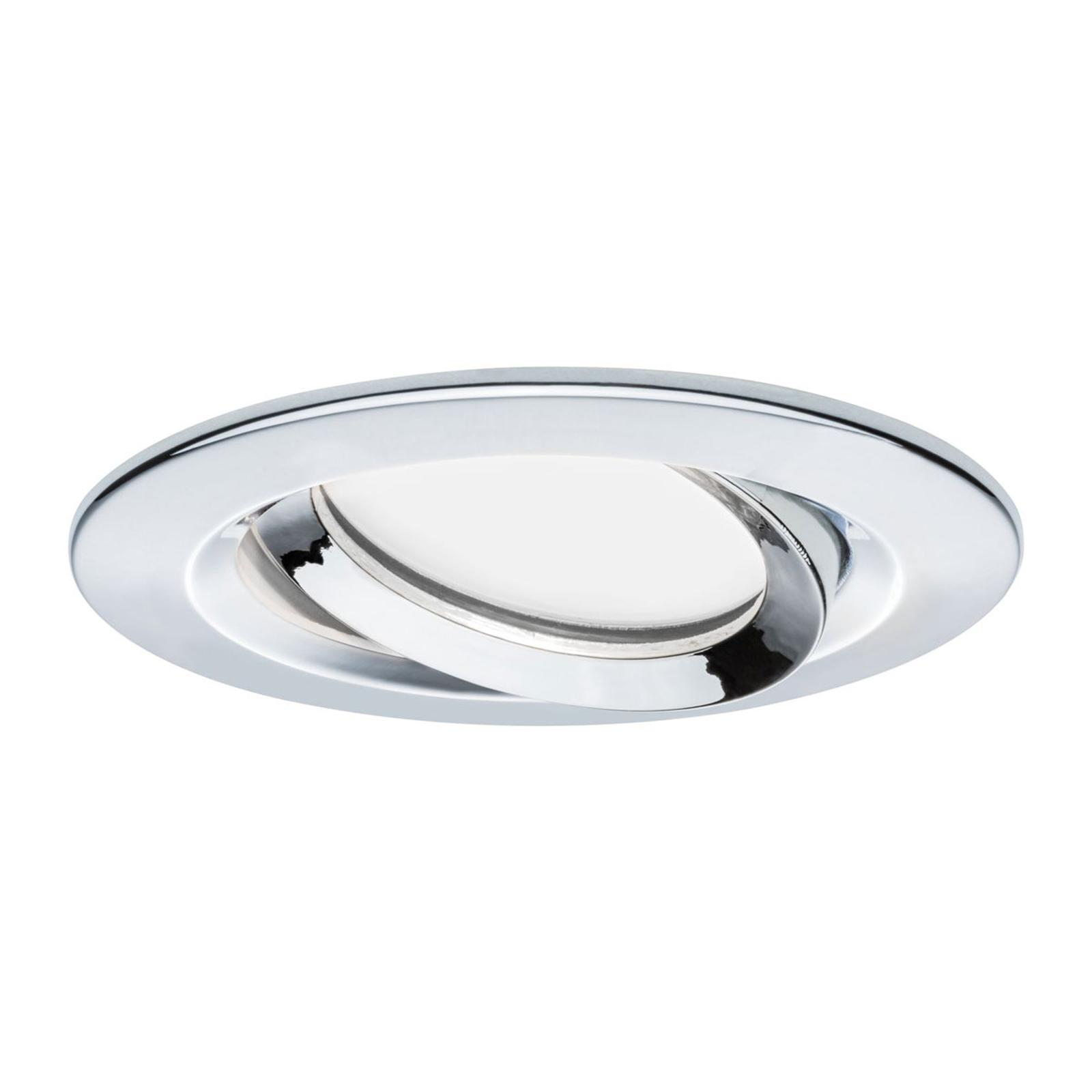 Paulmann Nova Plus LED-Spot rund chrom