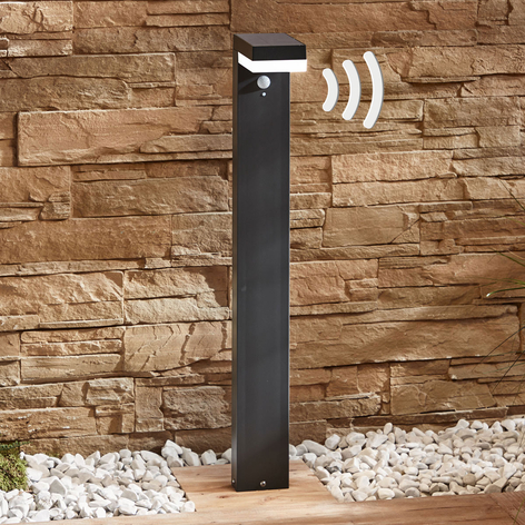 LED tuinpadverlichting Chioma met sensor