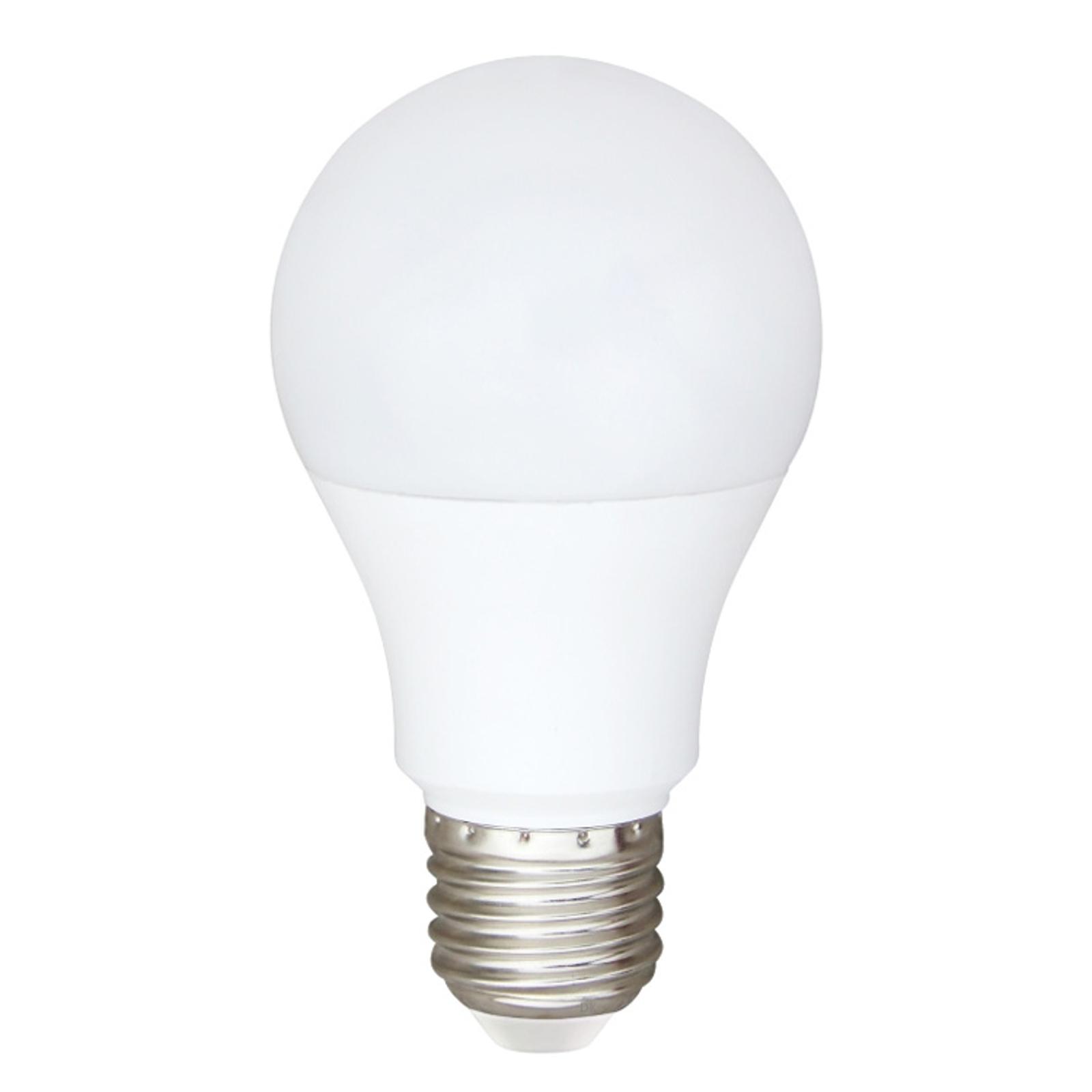 LED-Lampe ARAXA E27 9W 2.700K Ra90