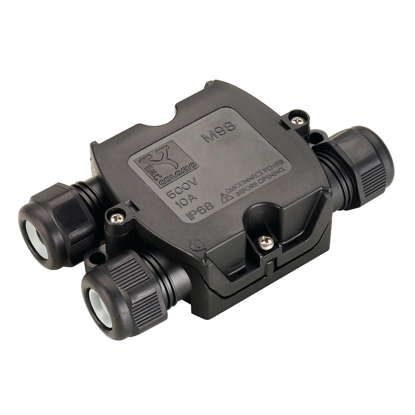 SLV boîtier de connecteur en T, IP68