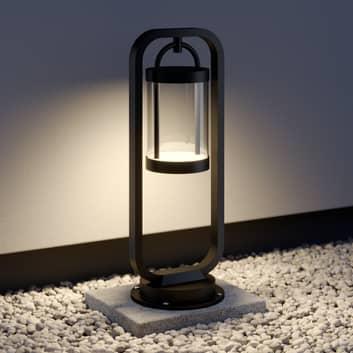 Lucande Caius lampa cokołowa LED
