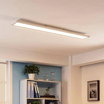 Lámpara LED de techo Enora alargada, 40 W