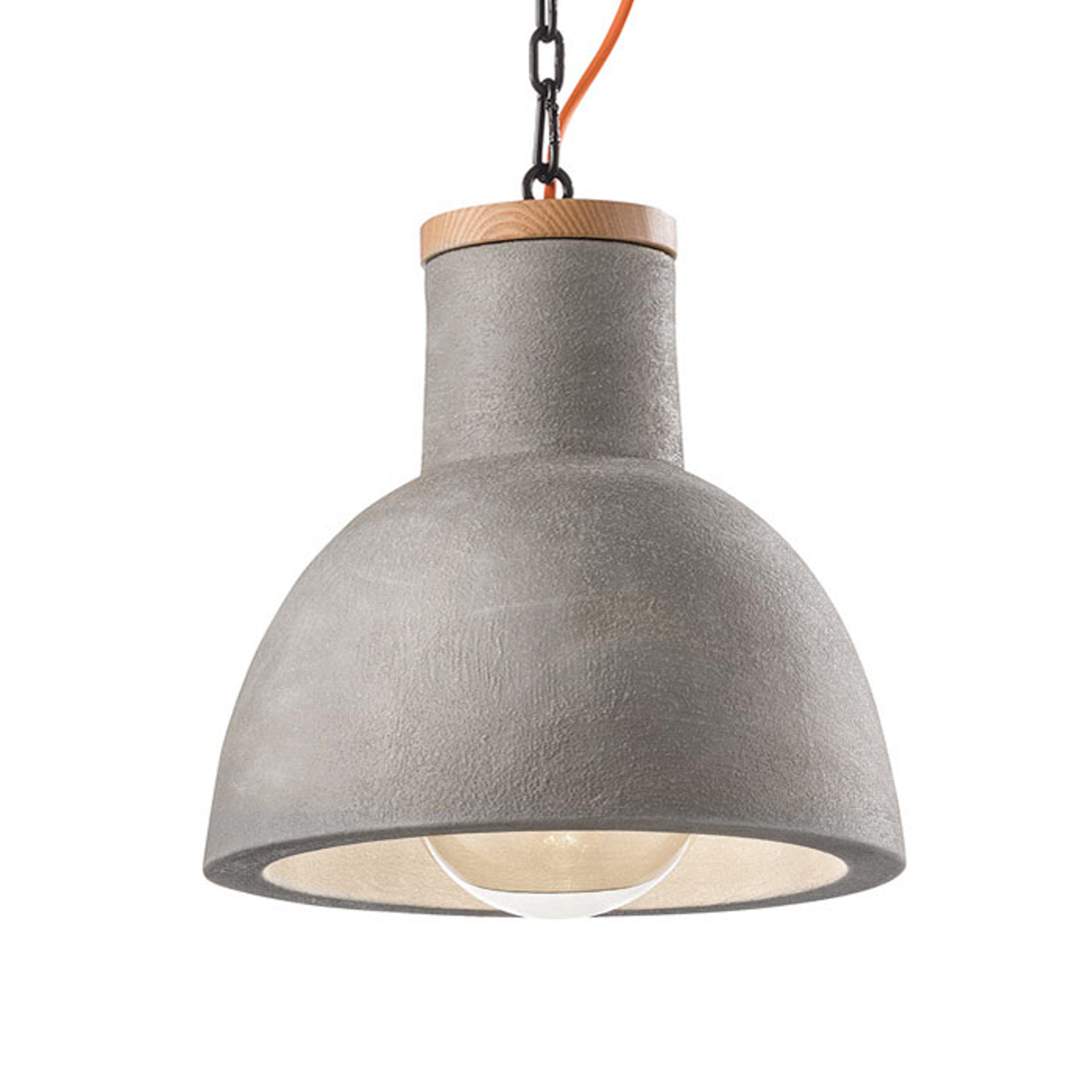 Suspension C1781 au style scandinave ciment