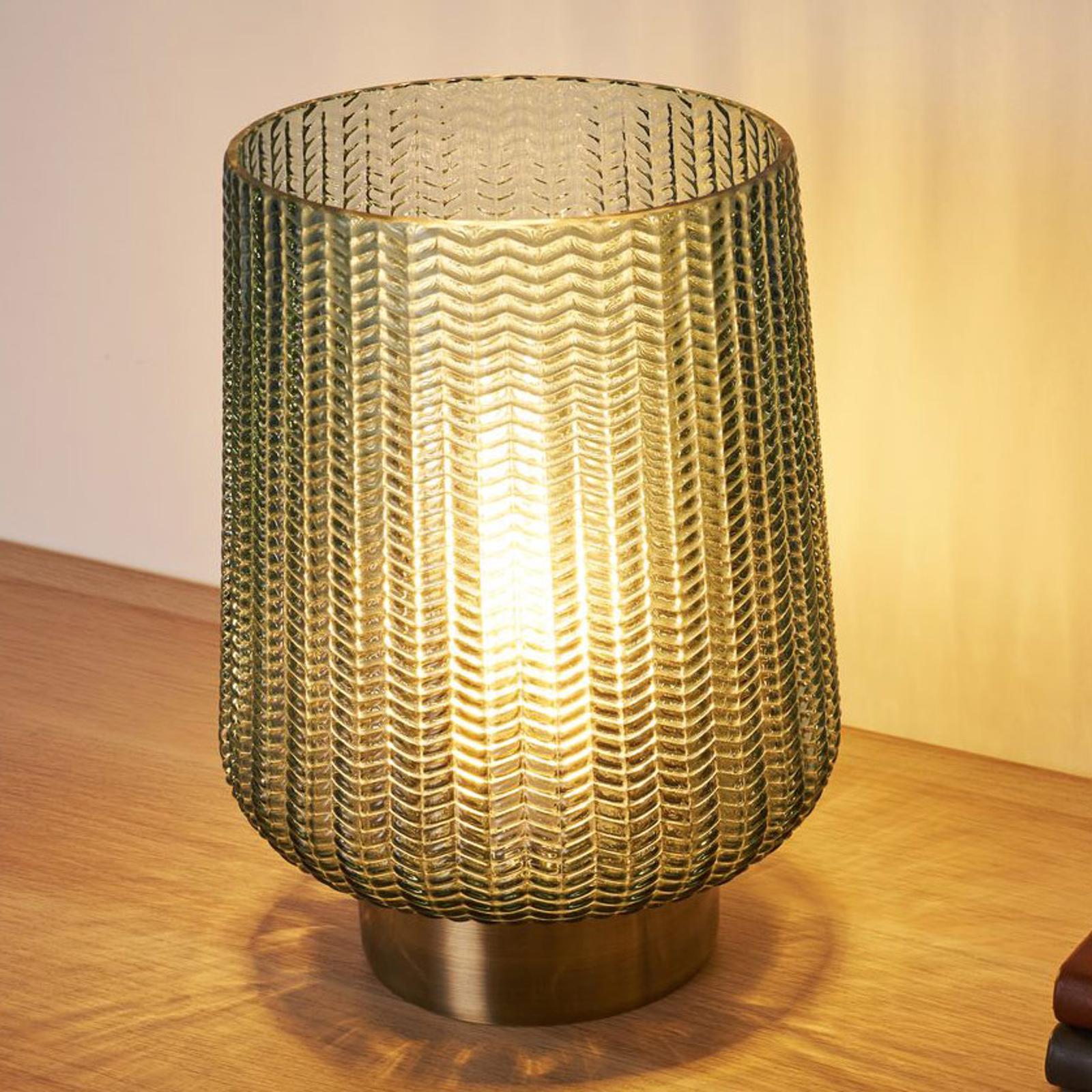 Pauleen Pretty Glamour LED-Tischlampe, Batterie