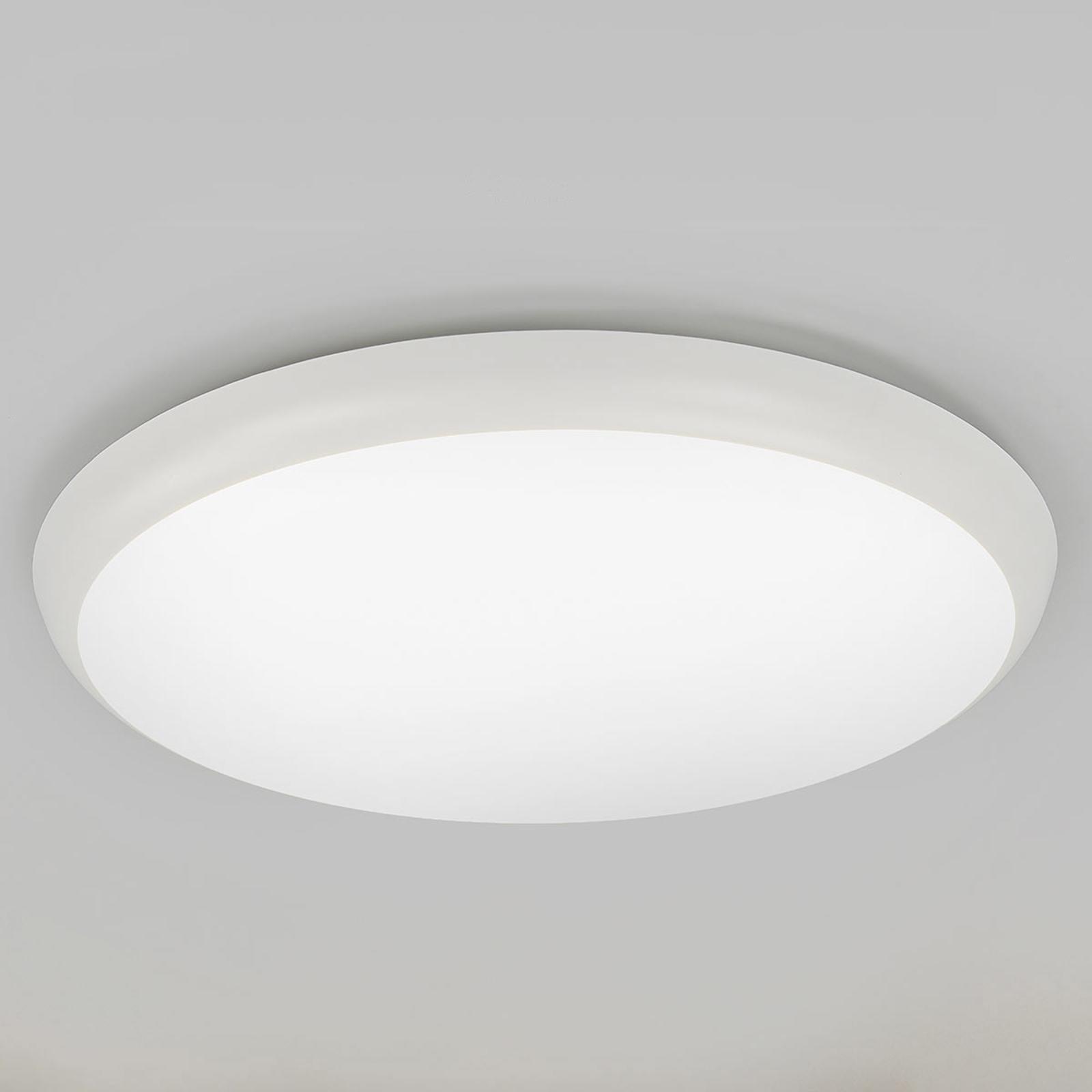 Augustin - okrągła lampa sufitowa LED, 40 cm