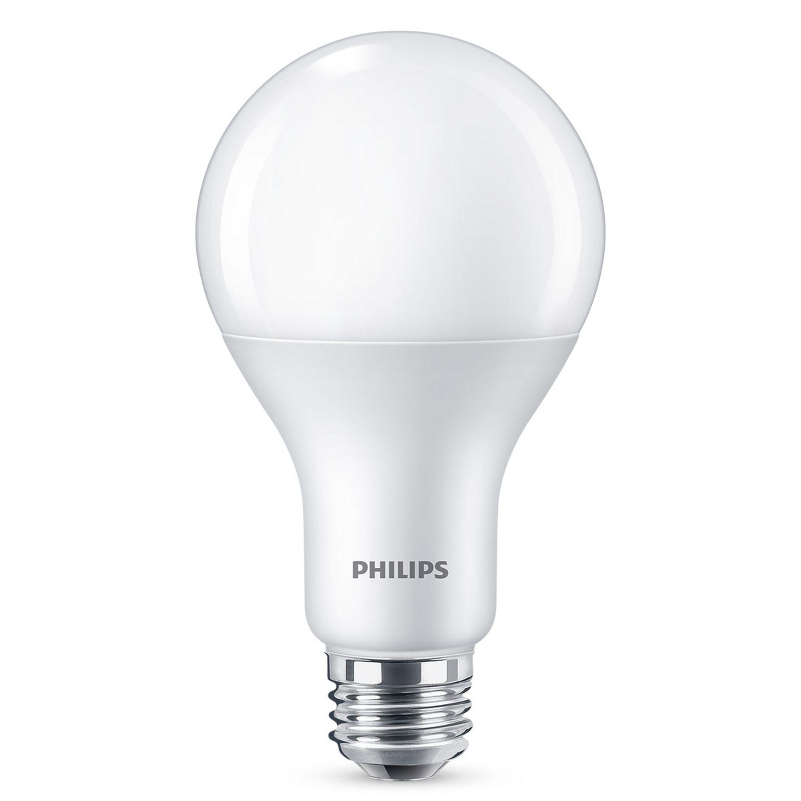 Philips E27 LED-pære 17,5 W varmhvit matt