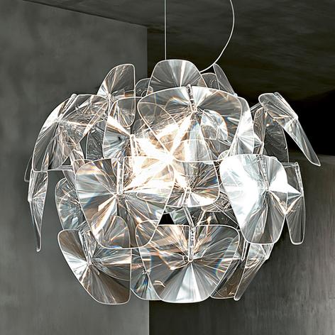 Luceplan Hope - měňavé závěsné světlo 72cm