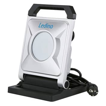 Lámpara trabajo LED Griesheim, 50 vatios atenuable