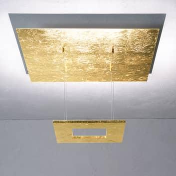 Escale Zen - lámpara colgante LED en pan de oro