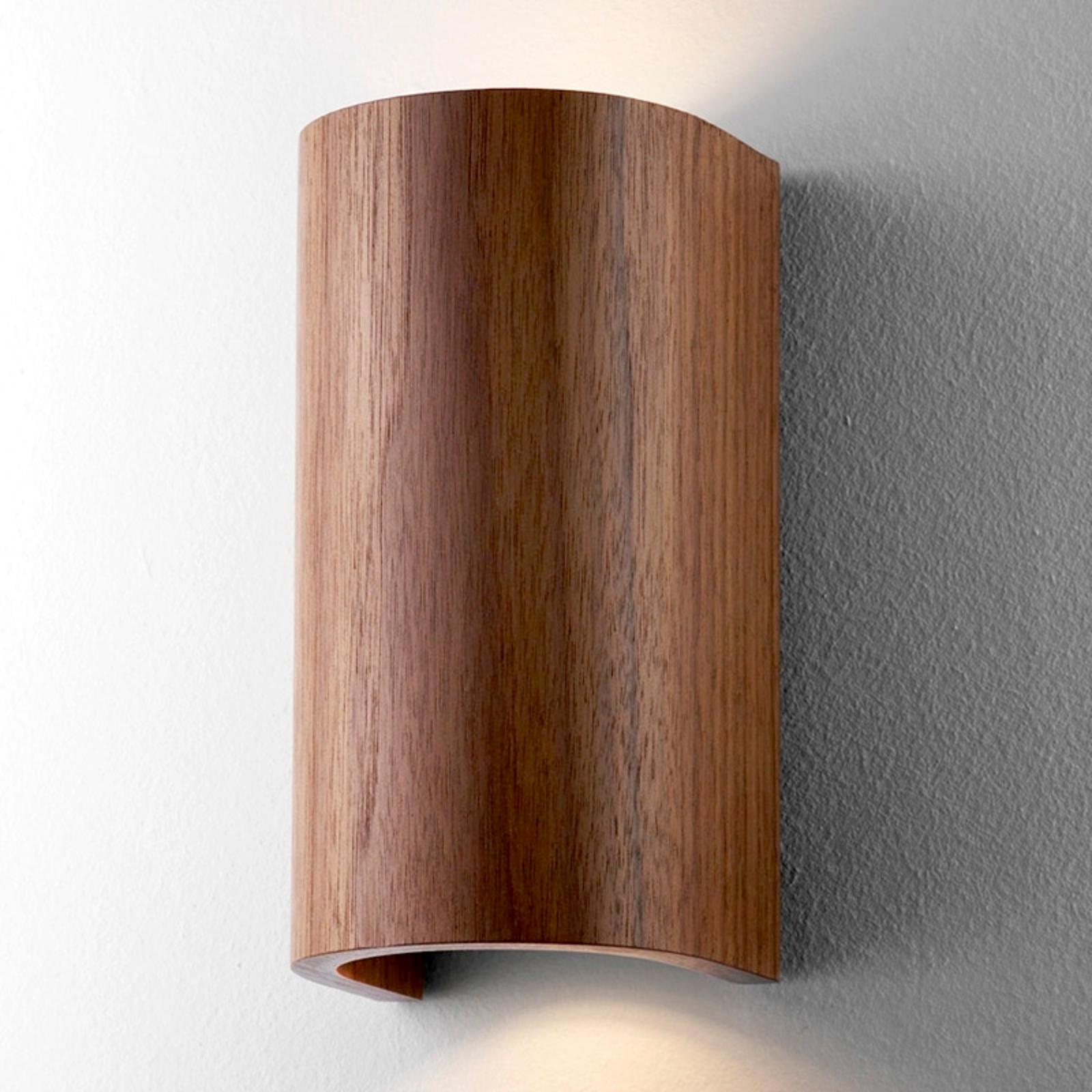 Elegante wandlamp Tube 17,5 cm