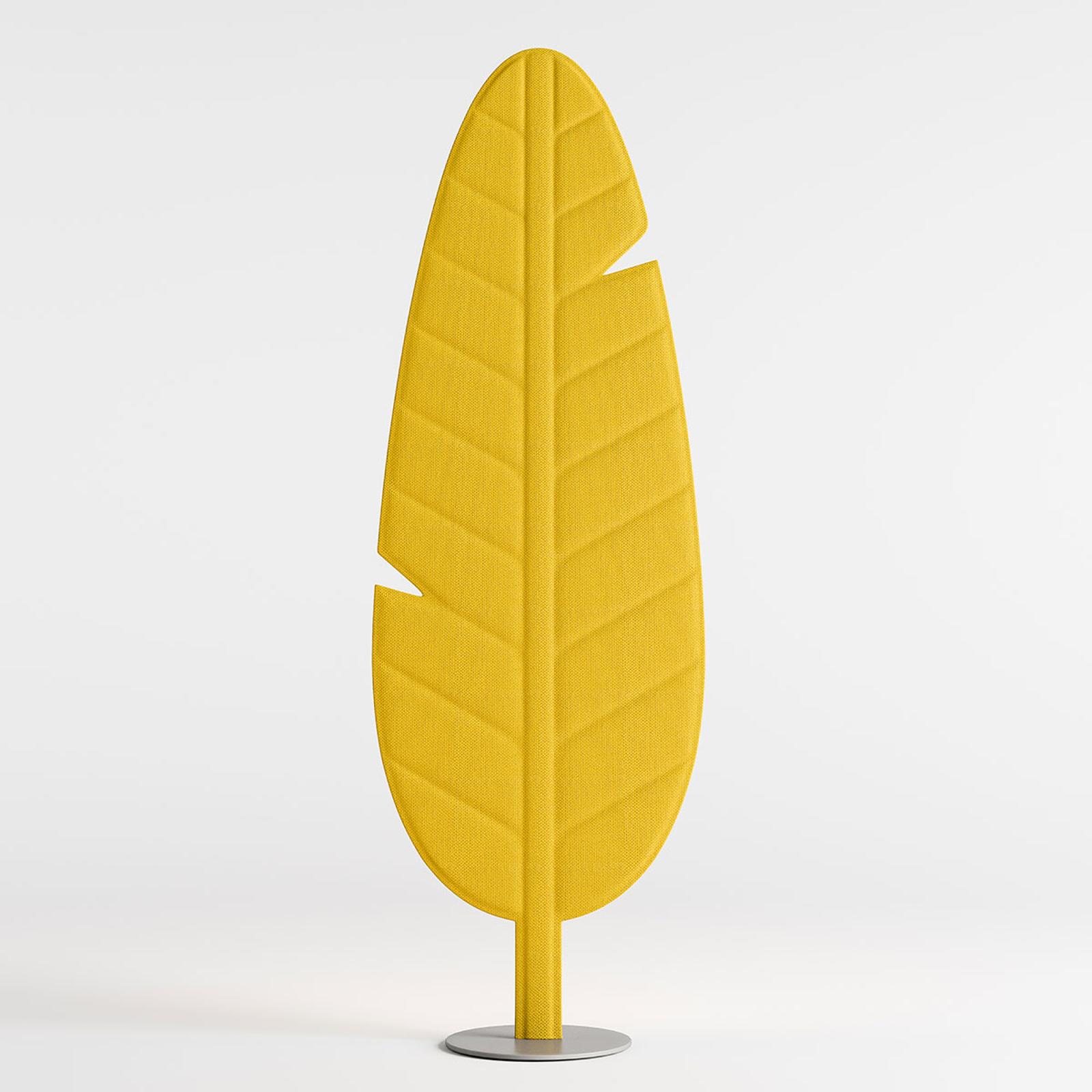 Rotaliana Eden Banana LED da terra, giallo