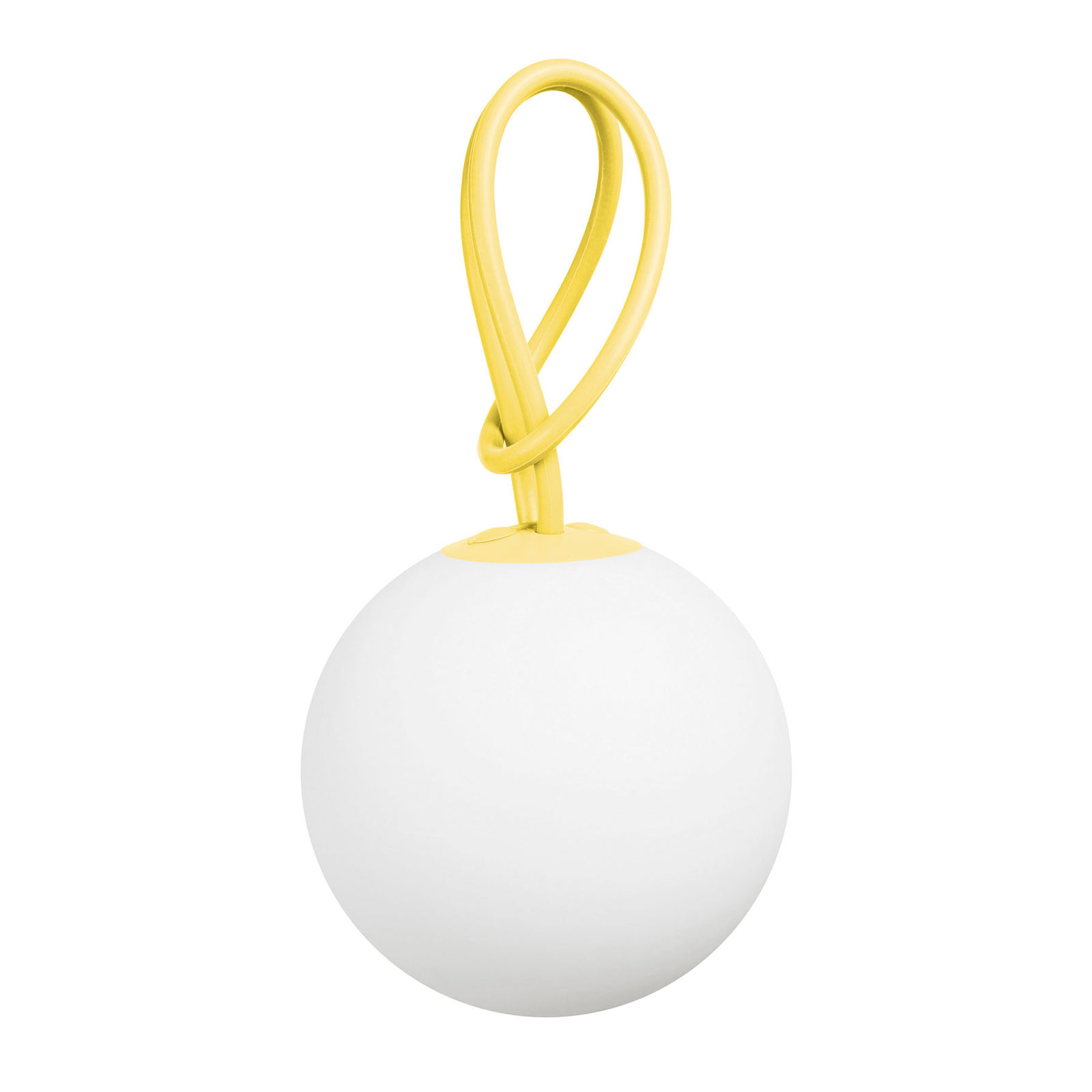 Fatboy LED-Hängeleuchte Bolleke mit Akku, gelb