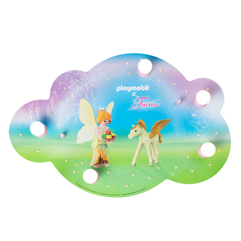 Deckenleuchte Bildwolke PLAYMOBIL Fairies