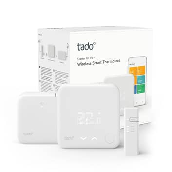 tado° Smartes Thermostat Starter Kit V3+ mit Funk