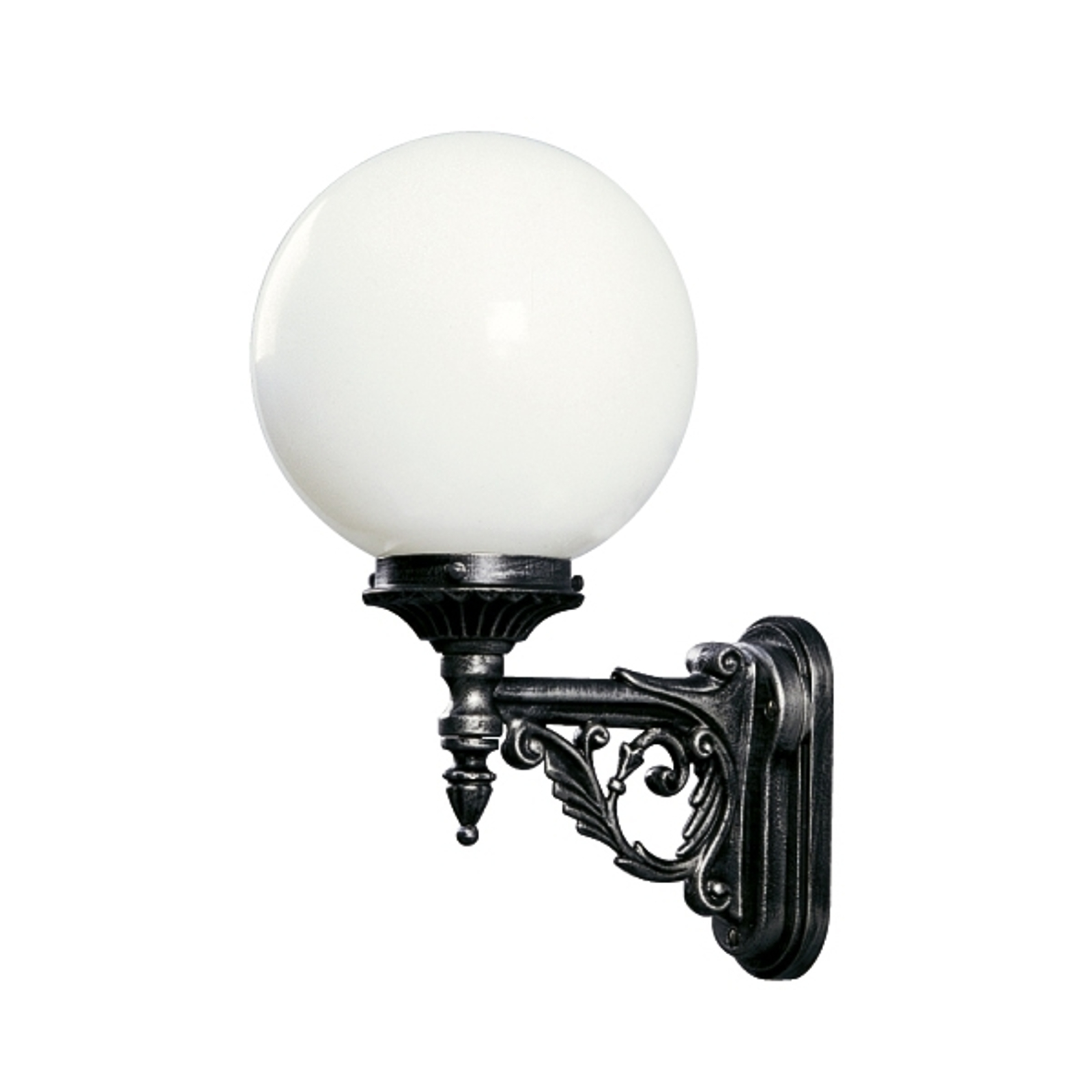 Dekoracyjna zewnętrzna lampa ścienna SIL 159