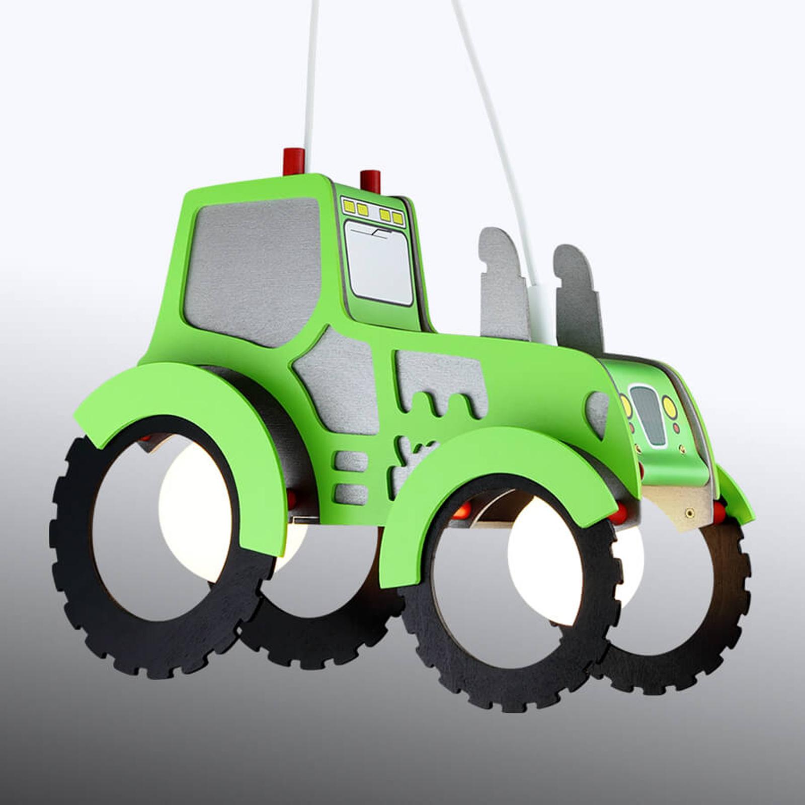 Pendelleuchte Traktor fürs Kinderzimmer