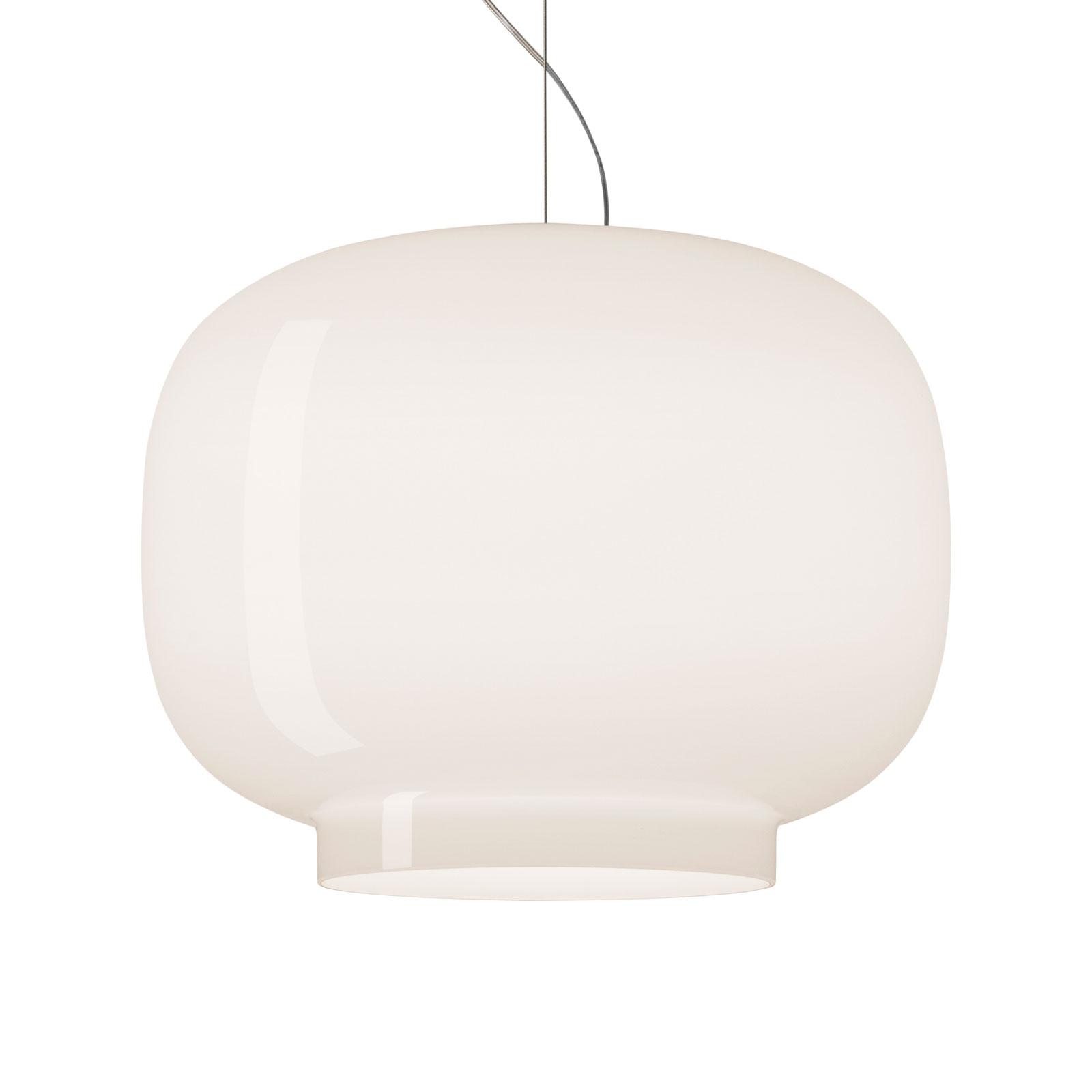 Foscarini Chouchin Bianco 3 LED-Hängelampe dimmbar