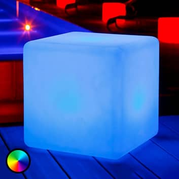 Big Cube - cubo luminoso - control vía aplicación