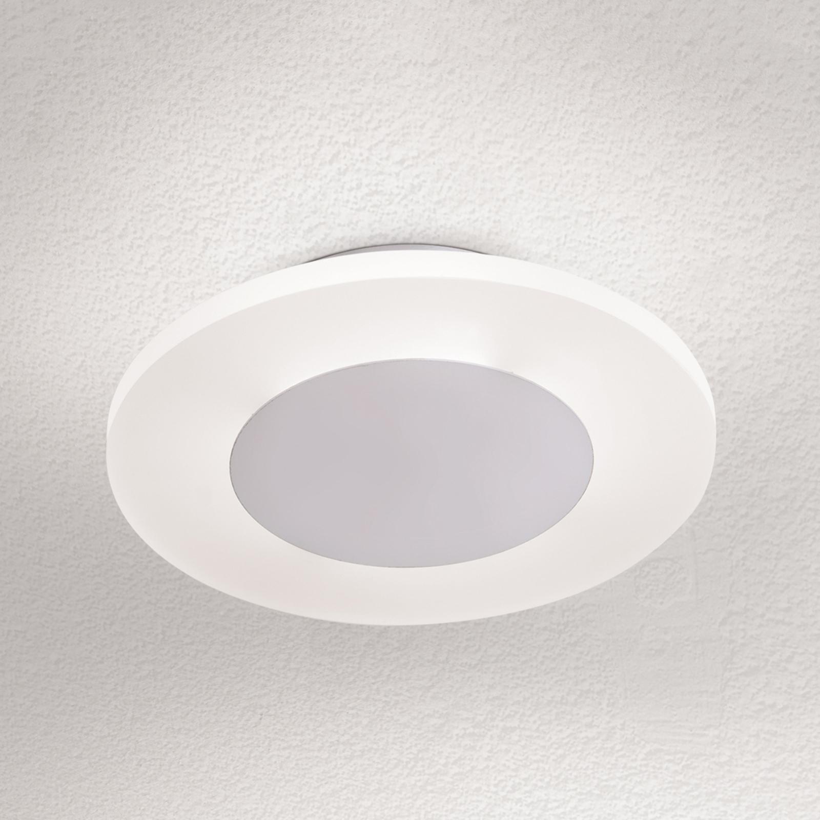 LED-Deckenleuchte Karia rund 20 cm