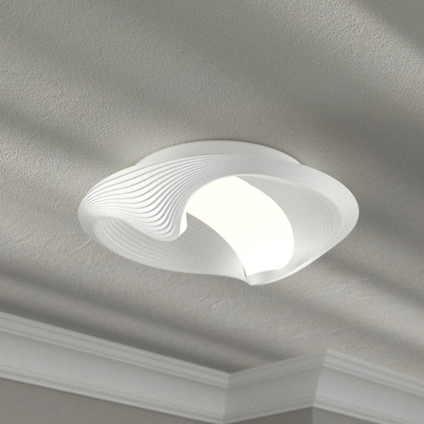 Originale plafoniera LED Sestessa