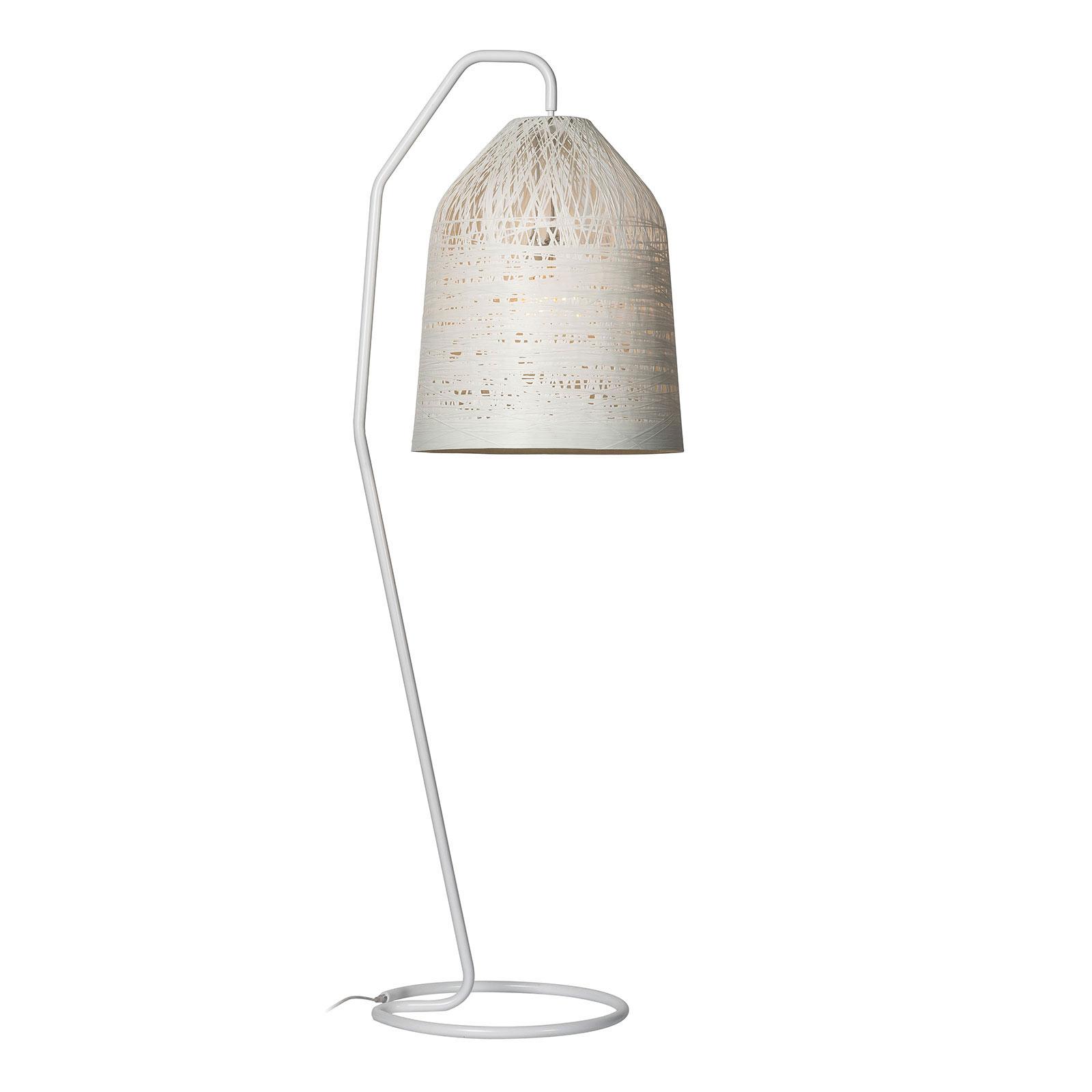 Karman Black Out lampa stojąca 180cm biała